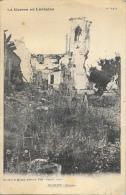 La Guerre En Lorraine - Flirey - Ruines - Edition Gerdelle Et Briquet - Guerre 1914-18