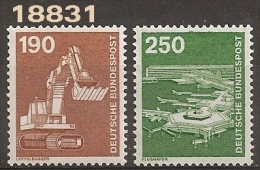1982 - YT 972/3 ** - Val Cat: 9.00 Eur. - Neufs