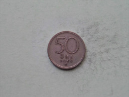 1949 TS - 50 Ore / KM 817 ( Uncleaned - For Grade, Please See Photo ) ! - Suède