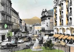 Clermont-Ferrand - Boulevard Desaix - Dans Le Fond, Le Puy De Dôme - Carte CAP, Dentelée - Clermont Ferrand