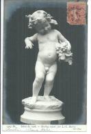 1403 - BACCHUS ENFANT, Par L.C. MALRIC ! ( Signée Par La Soeur: Anna MALRIC ) - Illustrateurs & Photographes