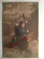 Guerre De 1914, Dans Les Tranchées, Nous ! Nous Ne Bouffons Pas De Pain K.K.soldat De Cahors - Guerre 1914-18
