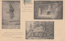 CPA - Jean Jacques Rousseau - ( D'après Gravures ) - Ecrivains