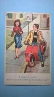 Illustrazione Vespa - Motos