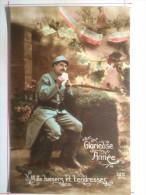 Guerre De 1914, Glorieuse Année, Mille Baisers Et Tendresses - War 1914-18