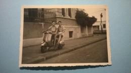 Foto (10,00 X 7,00 Cm.) Vespa - Altri