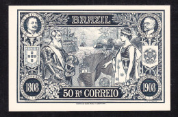 BR2-49 BRAZIL 50 RS CORREIO - Brazil