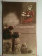 Guerre De 1914, Pense à Ton Enfant Sans Pleurer, Soldat De Cahors - Guerre 1914-18
