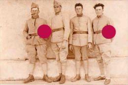 Guerre 14/18 Soldats De L´armée Française - Guerra 1914-18