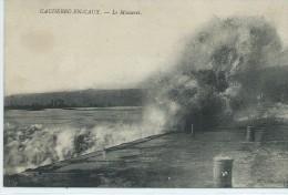 76, Seine-Maritime,CAUDEBEC En CAUX, Le Mascaret, Scan Recto-Verso - Caudebec-en-Caux
