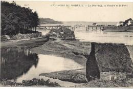 Environs De Morlaix- Le Dourduff, Le Moulin Et Le Pont - Morlaix