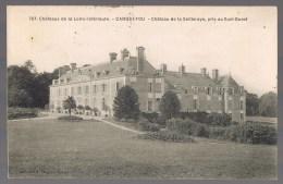 CARQUEFOU .Château De La Seilleraye . - Carquefou