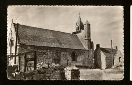 CPSM 56 CARNAC Prés De La Pointe St COLOMBAN La Chapelle En Gothique - Carnac