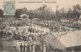 69 CHARBONNIERES-les-BAINS  Courses D'Anes  (très Animée) - Charbonniere Les Bains