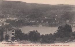 88 - GERARDMER / PANORAMA DE LA VILLE ET DU LAC - VUE DU CHEMIN DES FOURMIS - Gerardmer