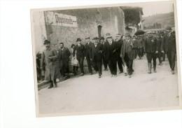 F4-8 Millerand President Conseil Accompagné De Pointcaré Regions Devastees Vigneulles-les-Hattonchatel Meuse Lorraine - Krieg, Militär