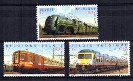 Belgium - 2001 - 75th Anniversary Of National Railway Company - Used - Belgique