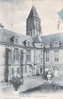 24064 Hateau De Mery -coin De La Cour - Ed Pontoise Seyes - Tampon Convoyeur Gournay-paris
