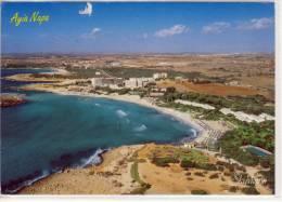 CYPRUS - AYIA NAPA,  Sky Views - Panorama,  Large Format - Cyprus