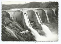 CPM - Barrage De Grandval - Vue Sur L´usine Et Le Lac - Autres Communes