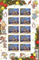 2014 Feuille Artisanat : Joyeux Noël ** A La Faciale !! - Unused Stamps