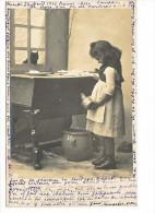 """24076 Serie Chanson """"il Etait Une Bergère""""-3 Ed Etoile CLayette Phoé-laitiere Fromage Chaton Lait Amour Enfant Patapon"""