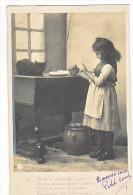 """24077 Serie Chanson """"il Etait Une Bergère""""-4 Ed Etoile CLayette Phoé-laitiere Fromage Chaton Lait Amour Enfant Patapon"""