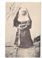 24088 Bebe Enfant Deguisé Bonne Soeur Religieuse -ed 5512 GP M O 5312 -