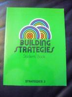 Building Strategies  2   Students´book   Etat Excellent - Éducation/ Enseignement