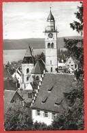 CARTOLINA VG GERMANIA - UBERLINGEN - Panorama - Bodensee - Chiesa - 9 X 14 - ANNULLO 1962 - Ueberlingen