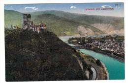 Allemagne - Lahneck Mit Lahnstein - Lahnstein