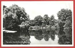 CARTOLINA VG REGNO UNITO - CHELTENHAM - The Lake - Pittville Park - 9 X 14 - ANNULLO 1964 - Cheltenham