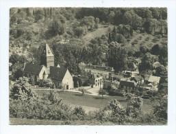 Carte Postale - Lyons-la-Foret - Perspective Sur L´église - Lyons-la-Forêt