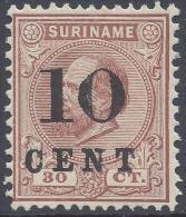 NETHERLANDS  SURINAME 1898 Nº 33 - Surinam ... - 1975