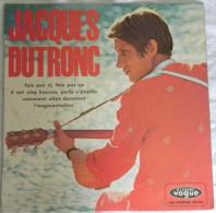 Disque Vinyle 45T Biem JACQUES DUTRONC Il Est Cinq Heures, Paris S'éveille  45 Tours Vogue EPL 8611 - Vinyles