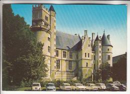 AUTOMOBILES VOITURES : Bon Plan Arrière Panhard 4L Ami 6 Fort Taunus à BOURGES Palais J. Coeur - CPSM GF Cars Coches - Passenger Cars