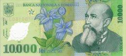 Romania 10000 Lei 2000 Pick 112 UNC - Rumania