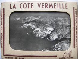 La Cote Vermeille Petit Carnet De 10 Vues - France