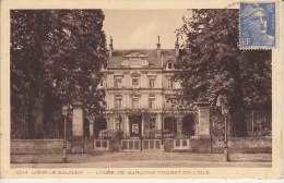 LONS LE SAUNIER - Lycée De Garçons Rouget De L´Isle  PRIX FIXE - Lons Le Saunier