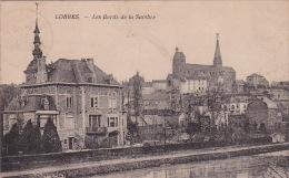 Lobbes 45: Les Bords De La Sambre 1921 - Lobbes