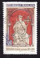 FRANCE  1999  -  Y&T  3238  -    Richard Coeur De Lion  -  Cachet - Used Stamps