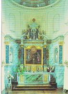24111 Langon 35 -retable Maitre Autel, Tableau Annonciation -ed France Publicité