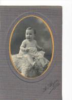 24112 Photo Enfant Bébé Bebe Child -photographe Alzieu Angers (France ) - Personnes Anonymes
