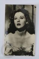 Old Real Photo/ Chromo Topic/ Theme, Spanish Chocolate - Susan Hayward - Chocolate