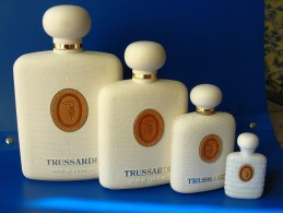 Lot Flacon Vide Trussardi - Bottles (empty)