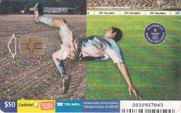 MEXICO - Copa Telmex, Guinness World Records, used