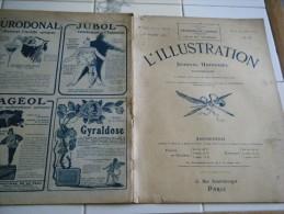 L´Illustration 13 Octobre  1917- ENSEIGNEMENT  AGRICOLE F- SUCCES DE L'ARMEE D'ORIENT-OFFENSIVE LANDRES-3 MATS-POGRADEK - Revues & Journaux