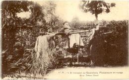 Chine/ CPA A  - Moyen De Transport Au Kouitcheou, Missionnaire En Voyage - Chine