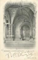JuiAoû14 1141: Le Puy  -  Basilique Notre-Dame  -  Porche - Zonder Classificatie
