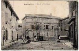 Roubia - Place De La République - France